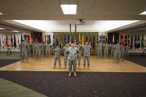 56th Signal Battalion-Change of Command