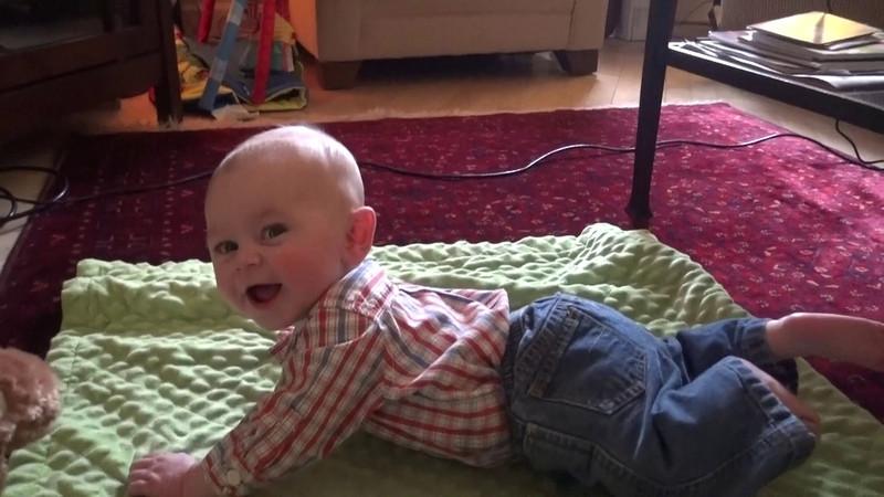 Daniel- Four and a Half Months