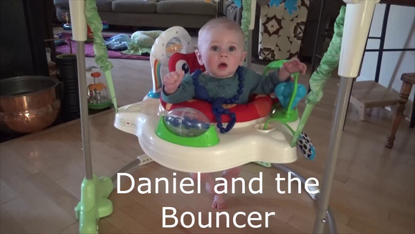 Daniel and the Bouncer